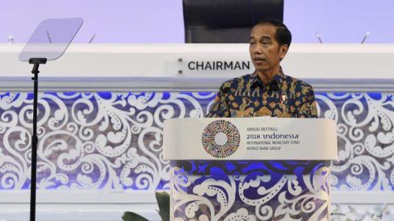 Himbauan dari Jokowi agar rumah sakit selalu mengikuti perkembangan teknologi