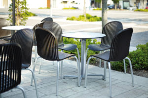 scudo-folding-table-base-nz-outdoor-cafe-furniture-with-ninfea-chairs