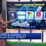 Apple & Google Cs Rajai Wall Street