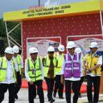 Diresmikan Jokowi Hari Ini, Jalan Tol Pekanbaru-Dumai Masih Gratis