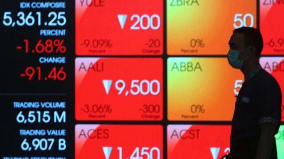 Penerapan Kembali PSBB Buat Investor Panik, Aksi Jual Akan Warnai IHSG